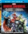Avengers Confidential: Black Widow & Punisher (2 Disc Set)