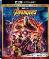 Avengers: Infinity War 4K - Cinematic Universe Edition (Ultra HD + Blu-ray + Digital HD)