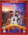 Coco 3D (2 Disc Set: 3D + Blu-ray)