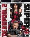 Deadpool 2 4K - Super Duper (Ultra HD + Blu-ray + Digital HD)