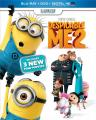 Despicable Me 2 (Blu-ray + DVD + Digital HD with UltraViolet)
