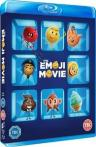 The Emoji Movie (Blu-ray + UltraViolet)