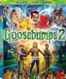 Goosebumps 2: Haunted Halloween (Blu-ray + DVD + Digital HD)