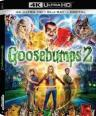 Goosebumps 2: Haunted Halloween 4K (Ultra HD + Blu-ray + Digital HD)