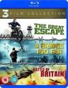 The Great Escape / A Bridge Too Far / Battle of Britain - Triple Pack