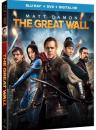 The Great Wall (Blu-ray + DVD + Digital HD + UltraViolet)