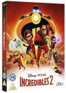 Incredibles 2 3D (Blu-ray 3D + Blu-ray)