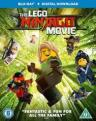 The LEGO Ninjago Movie (Blu-ray + UltraViolet)