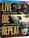 Live Die Repeat: Edge of Tomorrow (Blu-ray + HD Copy)