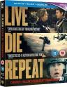 Live Die Repeat: Edge of Tomorrow [Blu-ray 3D + Blu-ray]