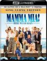 Mamma Mia! Here We Go Again 4K : Sing-Along Edition / 4K Ultra HD + Blu-ray + Digital HD