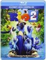 Rio 2 (Blu ray + DVD + Digital Copy)