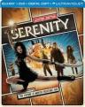Serenity - Steelbook (Blu-ray + DVD + Digital Copy + UltraViolet)