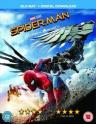Spider-Man Homecoming [Blu-ray + Comic]