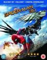 Spider-Man: Homecoming 3D (Blu-ray 3D + Blu-ray + Digital Copy)