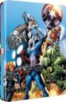 Ultimate Avengers Collection - ZAVVI Exclusive SteelBook / Limited Print Run (Reg B)