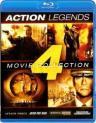 Action Legends 4 Movie Collection (2 Disc Set)
