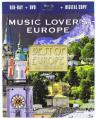 Best of Europe: Music Lover\'s Europe (Blu-ray/DVD + Digital Copy)