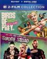 Birds Of Prey + Suicide Squad (Blu-ray + Digital)