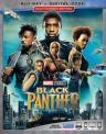 Black Panther (Blu-ray + Digital HD)