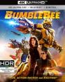 Bumblebee 4K (Ultra HD + Blu-ray + Digital HD)