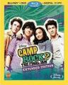 Camp Rock 2: The Final Jam - Extended Edition (3 Disc Blu-ray/DVD Combo + Digital Copy) w/o slipcover