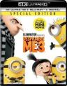 Despicable Me 3 4K (Ultra HD + Blu-ray + Digital HD + UltraViolet)