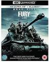 Fury 4K (Ultra HD + Blu-ray)