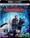 How to Train Your Dragon: The Hidden World 4K (Ultra HD + Blu-ray + Digital HD)