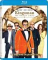 Kingsman: The Golden Circle (Blu-ray + DVD + Digital HD) w/ slipcover