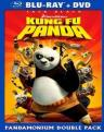 Kung Fu Panda (2 Disc Set, Blu ray + DVD)