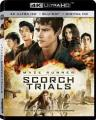 Maze Runner: The Scorch Trials 4K (Ultra HD + Blu-ray + Digital HD + UltraViolet)