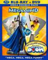 Megamind (Bluray/DVD, 2 Disc Set)