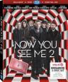 Now You See Me 2 - TARGET Exclusive Bonus Disc (3 Disc Set)