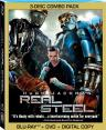 Real Steel (3 Disc Set, Includes Digital Copy)