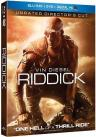 Riddick (Unrated Director\'s Cut Blu-ray + DVD + Digital HD UltraViolet)