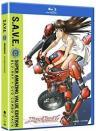 Rideback: Complete Series S.A.V.E. (4 Disc set: Blu-ray + DVD)