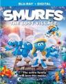 Smurfs: The Lost Village (Blu-ray + UltraViolet)