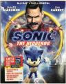 Sonic The Hedgehog (Blu-ray + DVD + Digital) w/ Comic Book Bonus