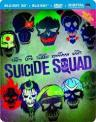 Suicide Squad 3D - SteelBook / Limited Edition | Extended Edition (Blu-ray 3D + Blu-ray + DVD + UltraViolet)