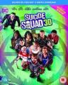 Suicide Squad 3D - Extended Cut (3D + Blu-ray + UltraViolet + Blu-ray + Digital Copy)