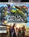 Teenage Mutant Ninja Turtles: Out of the Shadows 4K (4K Ultra HD + Blu-ray + Digital HD + UltraViolet)