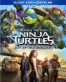 Teenage Mutant Ninja Turtles: Out of the Shadows (Blu-ray + DVD + Digital HD + UltraViolet)